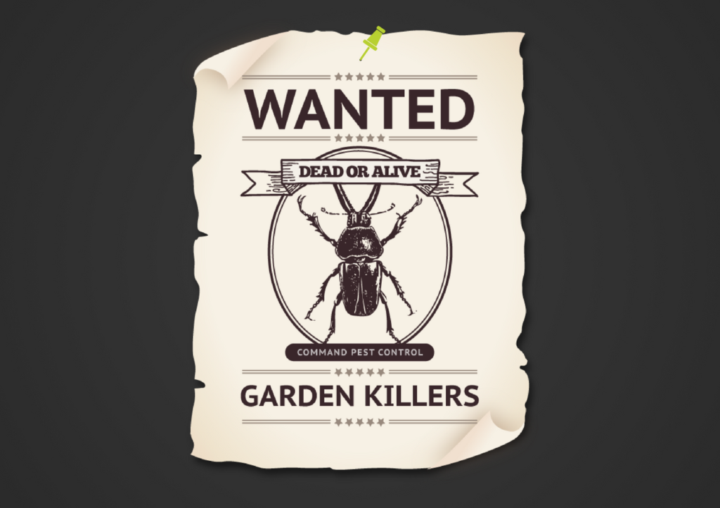 America's Most Wanted: Garden Killers | Command Pest Control
